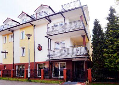Hotel Villa Victoria Kołobrzeg