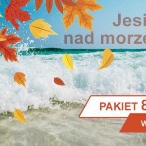 Jesień w Kołobrzegu