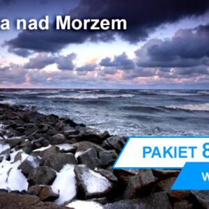 Pakiet pobytowy 8 dni zima nad morzem w Kołobrzegu